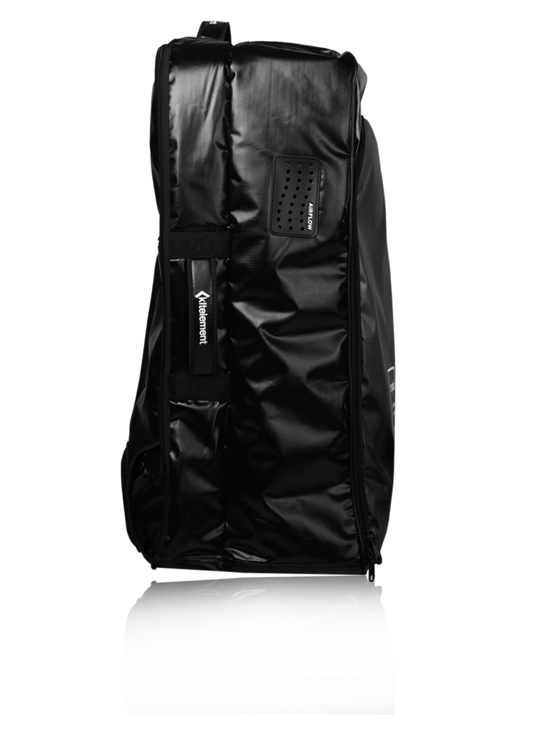 kitelement - travel bag - re pack let it air out
