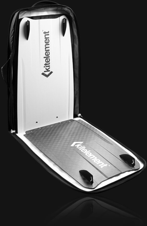 retake luxury split kiteboard cover